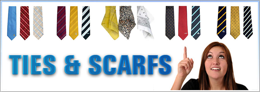Ties and Scarfs